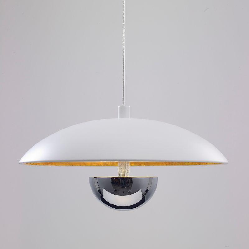 Texa Design Sunset Valkoinen/Kulta 30cm Kattovalaisin