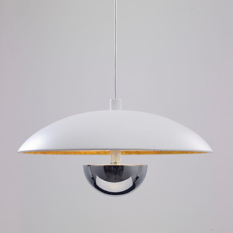 Texa Design Sunset Valkoinen/Kulta 43cm Kattovalaisin