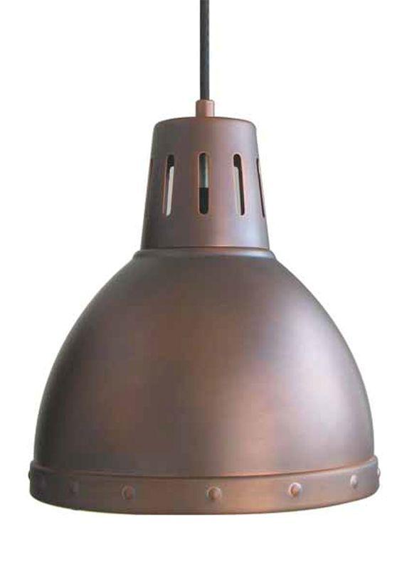 Texa Design Viking Kupari 23cm Kattovalaisin