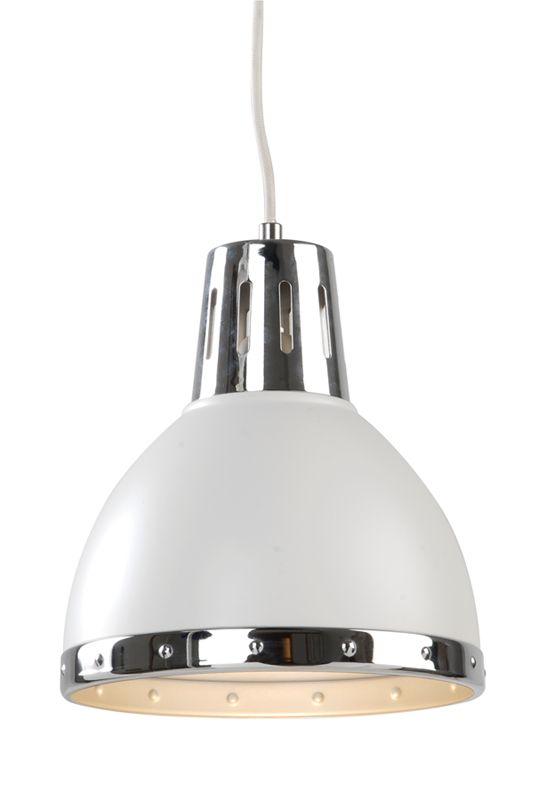 Texa Design Viking Valkoinen 14cm Riippuvalaisin