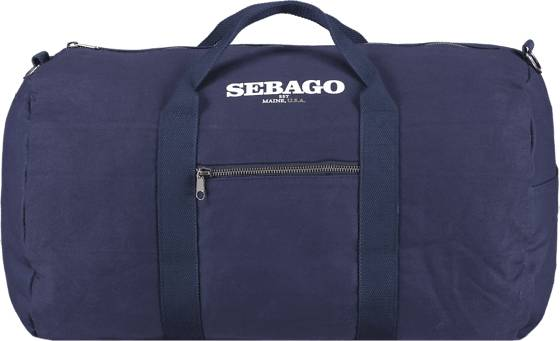 Sebago So Maine Canva Bag Outdoor NAVY  - NAVY - Size: One Size