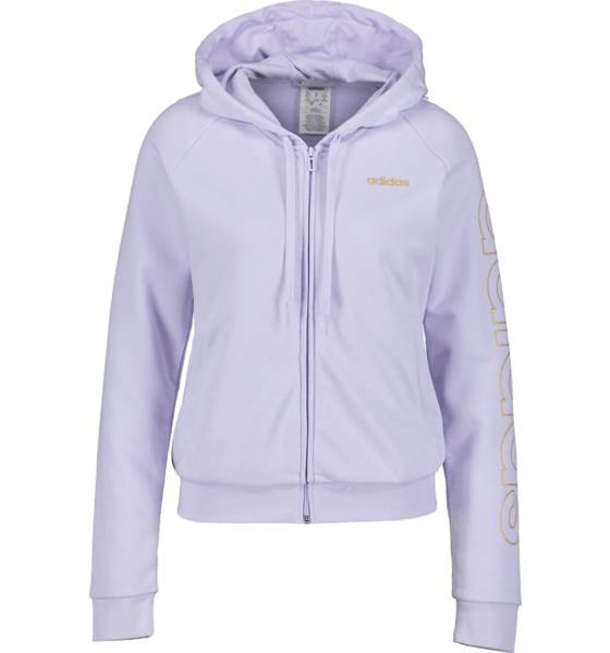 Adidas So E Brand Zip Hd Yläosat PURPLE TINT  - PURPLE TINT - Size: Extra Small