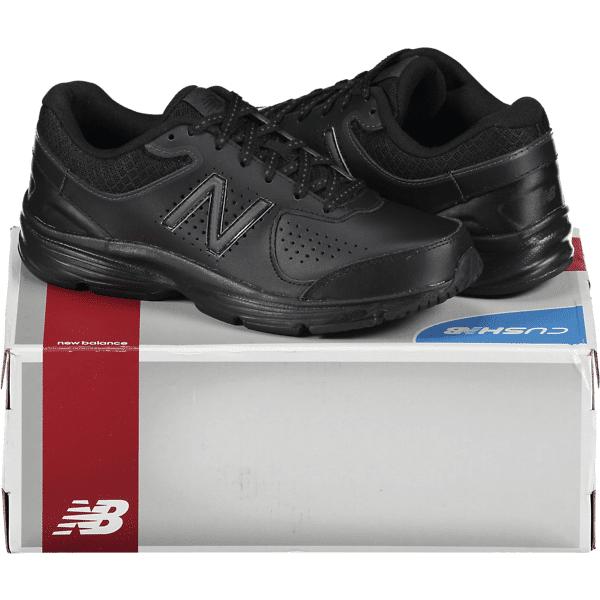 New Balance So Walking 411 W Treeni BLACK  - BLACK - Size: 6