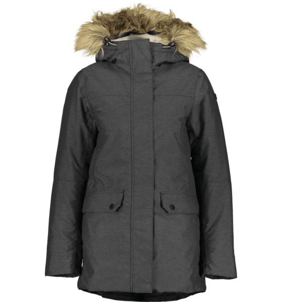 Helly Hansen So Rana Jacket W Takit BLACK  - BLACK - Size: Extra Small