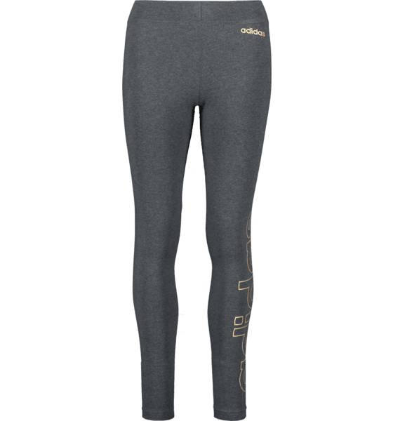Adidas So E Brand Tight W Treeni DK GREY HEATHER  - DK GREY HEATHER - Size: Extra Small