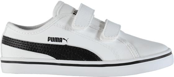 Puma So Elsu Sl Ii Inf Tennarit WHITE (Sizes: 21)