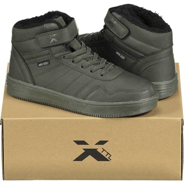 Image of X Ttl So Doov B Jr Varsikengät & saappaat ARMY GREEN (Sizes: 29)