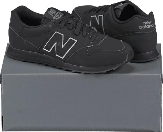 New Balance So Gm 500 M Tennarit BLACK/BLACK (Sizes: US 7)