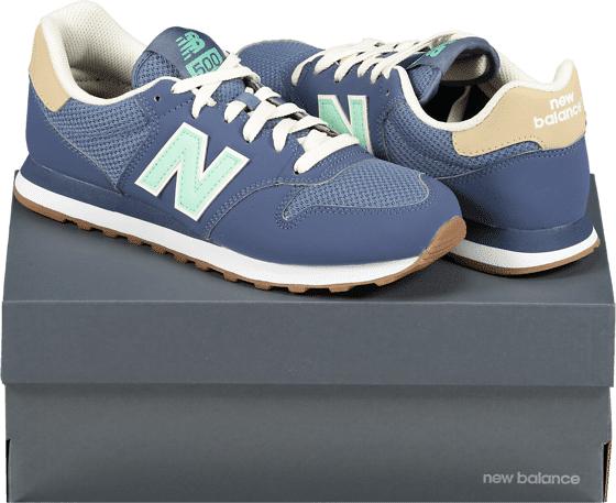 New Balance So Gw500 U Tennarit NAVY/MINT  - NAVY/MINT - Size: US 5.5