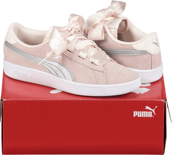 Puma So Smash V2 Rb Jr Tennarit PINK (Sizes: 3.5)