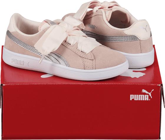 Image of Puma So Smash Rb Ac Jr Tennarit PINK (Sizes: 2.5)