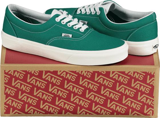 Image of Vans So Ua Era M Tennarit CADMIUM GREEN (Sizes: US 9)