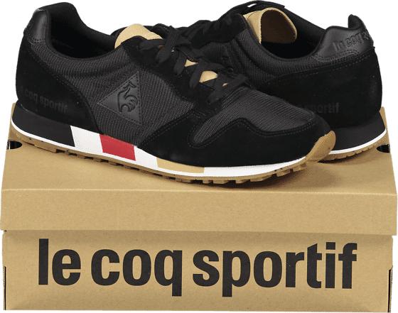 Le Coq Sportif So Omega Craft M Tennarit BLACK/BLACK (Sizes: 43)