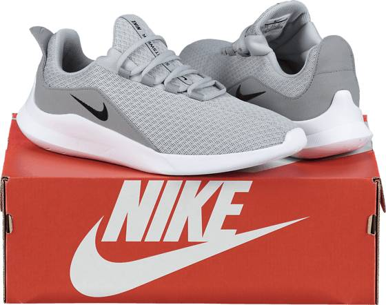 Image of Nike So Viale M Tennarit WOLF GREY/WHITE (Sizes: US 7)