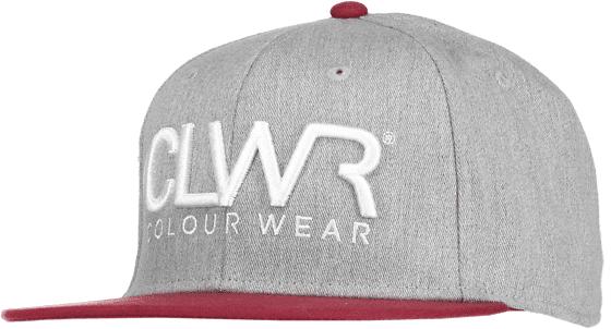 Colour Wear So Cap U Lippikset GREY MELANGE (Sizes: One size)