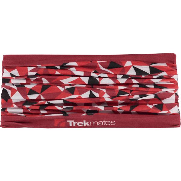 Trekmates So Choob Huivit DECODE RED (Sizes: No Size)
