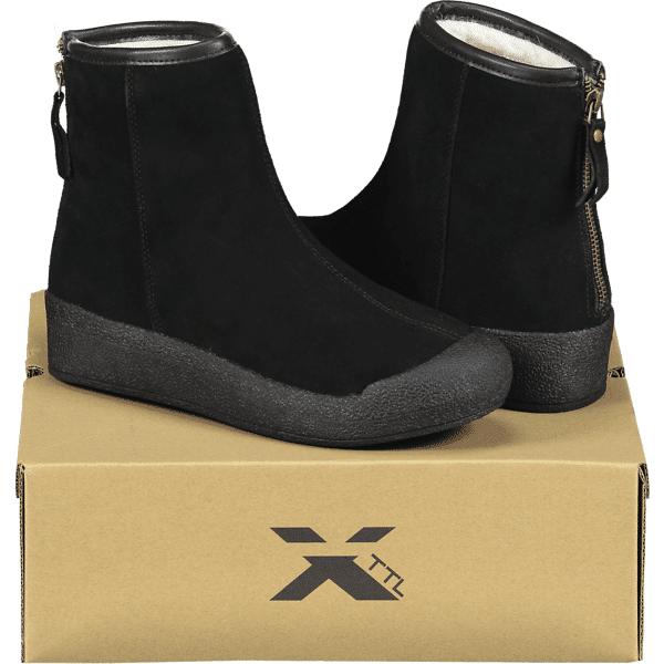 X Ttl So Curling Ii U Varsikengät & saappaat BLACK (Sizes: 36)