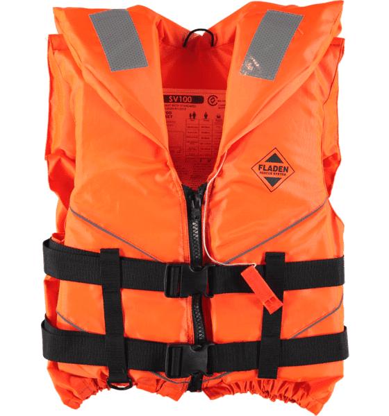 Fladen So Life Jacket Jr Outdoor ORANGE (Sizes: 0-15)