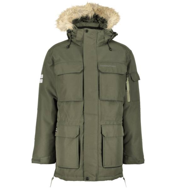Image of Cross Sportswear So Expedition M Takit DEEP GREEN (Sizes: S)