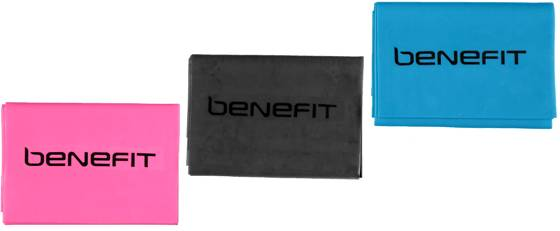 Benefit So Pilatesband 3p Treeni MULTI II (Sizes: One size)