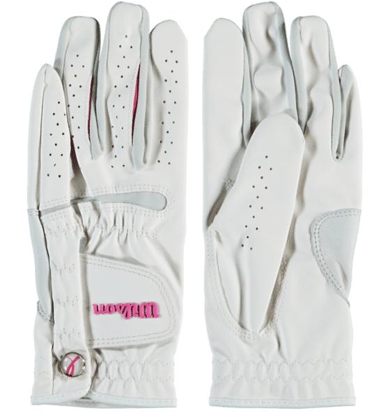 Image of Wilson So Feel Plus Lf W Golf WHITE (Sizes: M)