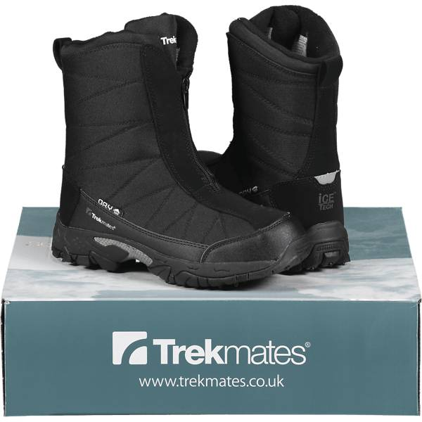 Image of Trekmates So Ice Grip W Varsikengät & saappaat BLACK (Sizes: 36)