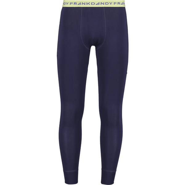 Frank Dandy So Fd Long Johns M Housut SOLID NAVY (Sizes: L)