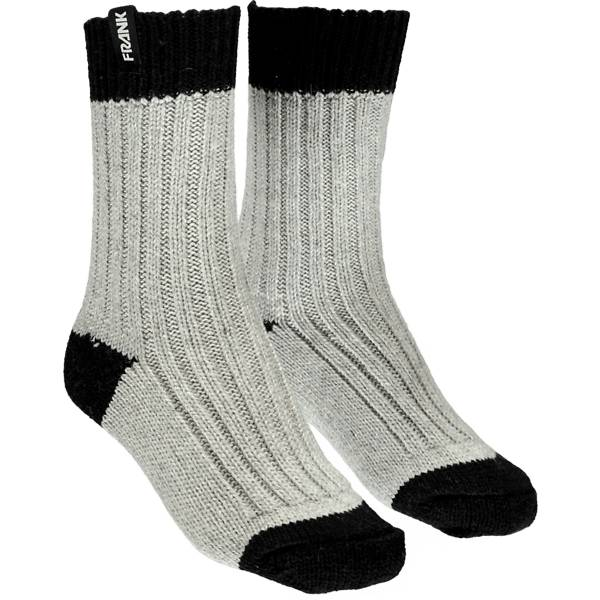 Frank Dandy So Lodge Sock 1-p Sukat GREY MELANGE (Sizes: 38-40)
