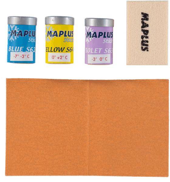 Brikomaplus So Falun Wax Kit Maastohiihto MULTI (Sizes: No Size)