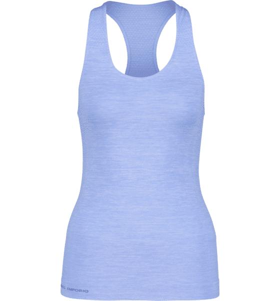 Image of Panos Emporio So Magic Top W Treeni PROVENCE BLUE (Sizes: L/XL)