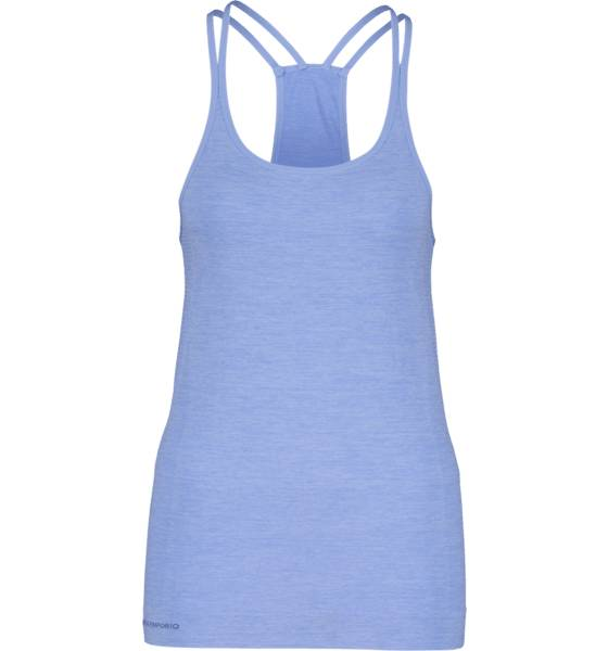 Image of Panos Emporio So Magic Singlet W Treeni PROVENCE BLUE (Sizes: XS/S)