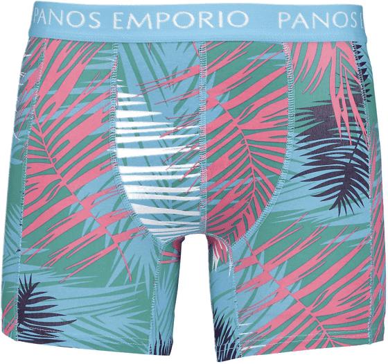 Panos Emporio So Eros 1 Pack M Alusvaatteet LEAF AOP (Sizes: S)