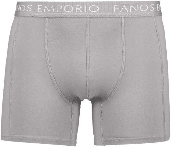 Panos Emporio So Eros 1 Pack M Alusvaatteet GREY SOLID (Sizes: S)