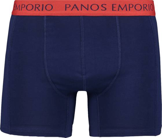 Image of Panos Emporio So Eros 1 Pack M Alusvaatteet NAVY/RED (Sizes: S)