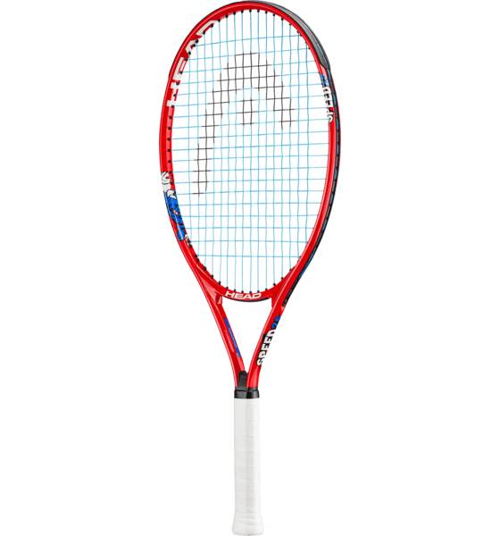 Image of Head So Speed 25 Jr Mailapelit WHITE/RED (Sizes: 25)