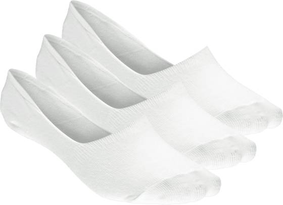 Frank Dandy So 3p Invisible Sock U Sukat WHITE (Sizes: 39-42)