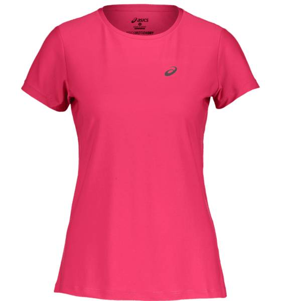 Image of Asics So Ss Top W Treeni COSMO PINK (Sizes: XS)