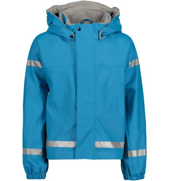 Image of Pax So Pu Lined Jkt Jr Sadevaatteet TURQUISE (Sizes: 98-104)