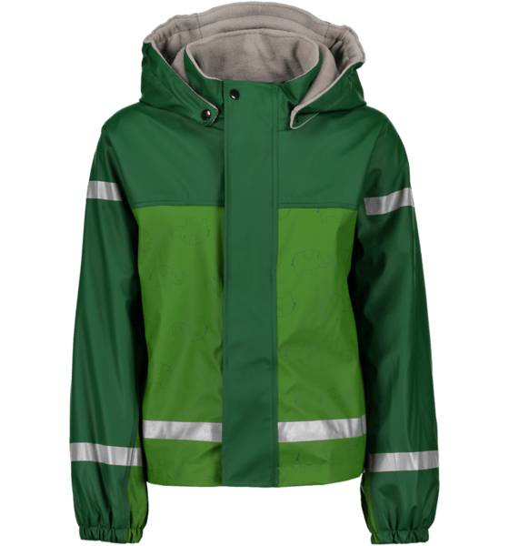 Image of Pax So Pu Lined Jkt Jr Sadevaatteet GREEN ELEPHANT (Sizes: 74-80)