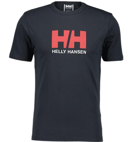 Helly Hansen So Logo Tee Ii M T-paidat NAVY (Sizes: S)