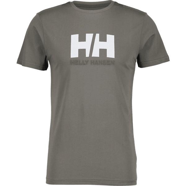 Helly Hansen So Logo Tee Ii M T-paidat BELUGA (Sizes: S)