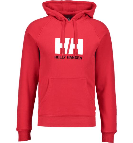Image of Helly Hansen So Ss Hoodie Ii M Yläosat RED (Sizes: XL)