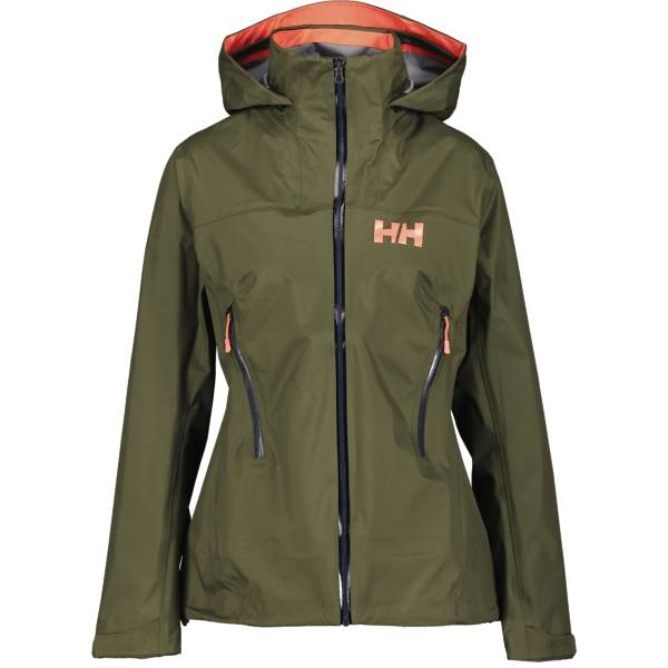Helly Hansen So Vanir Slk Jkt W Takit IVY GREEN (Sizes: XL)