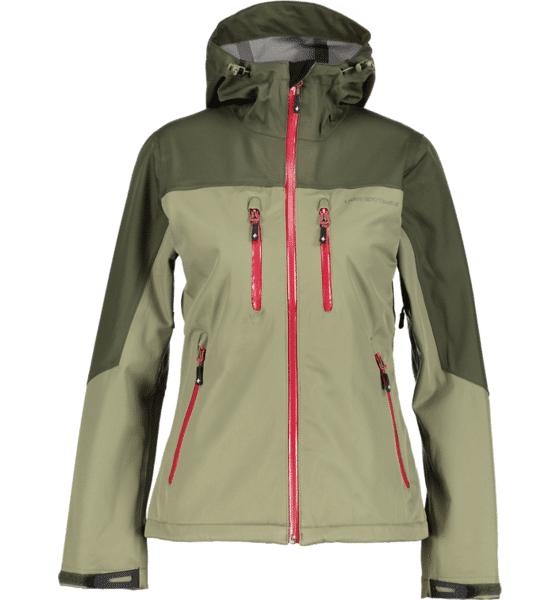 Image of Cross Sportswear So Davos Jacket W Takit DARK GREEN (Sizes: S)