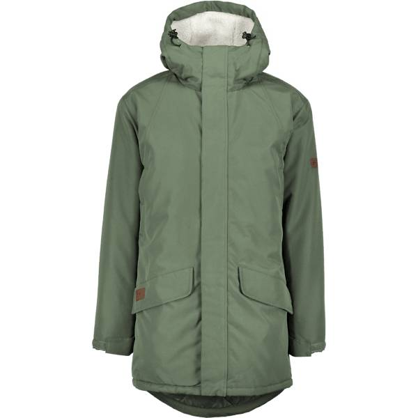 Cross Sportswear So City Parka M Takit DUCK GREEN (Sizes: XXL)