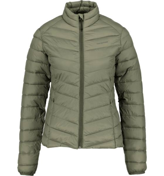 Cross Sportswear So Light Jacket W Takit LICHEN GREEN (Sizes: XS)