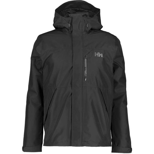 Helly Hansen So Squamish Jkt M Takit BLACK  - BLACK - Size: Small