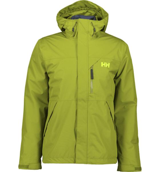 Image of Helly Hansen So Squamish Jkt M Takit WOOD GREEN (Sizes: S)