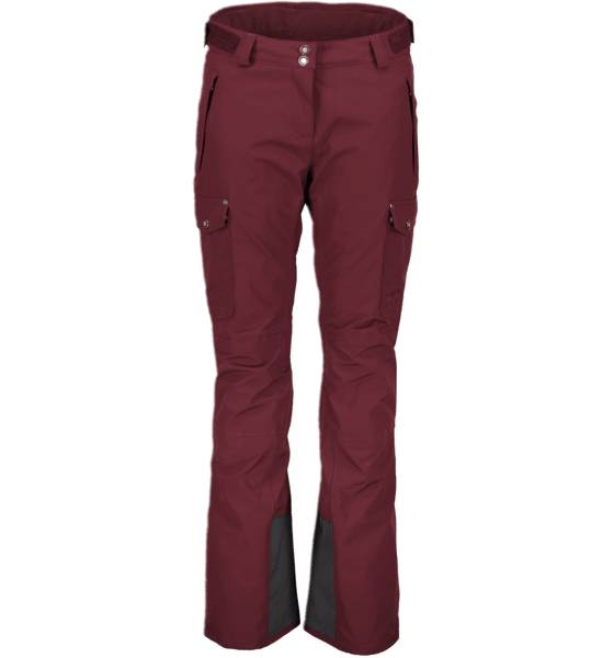 Helly Hansen So Swt Cargo Pnt W Housut PORT  - PORT - Size: Extra Small