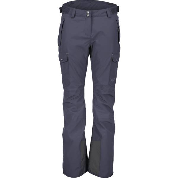 Helly Hansen So Swt Cargo Pnt W Housut GRAPHITE BLUE  - GRAPHITE BLUE - Size: Extra Small